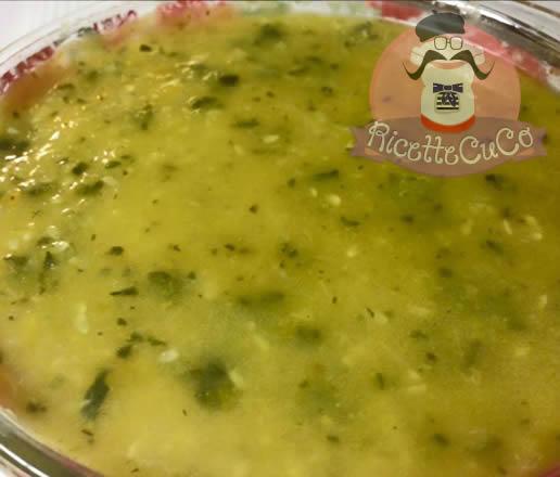 Passato di zucca gialla, zucchina e finocchi ricettecuco moulinex cuisine companion bimby