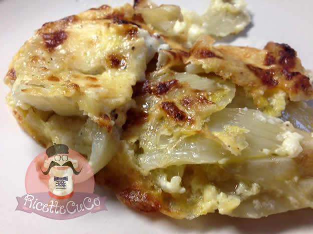 Finocchi gratinati ricettecuco moulinex cuisine companion bimby
