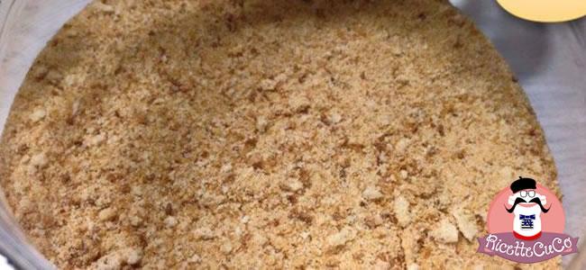 Pane grattugiato con il Cuisine Companion ricettecuco ricette cuco bimby