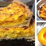 Torta rustica salata con brisèe integrale, zucca gialla e ricotta con il Cuisine Companion