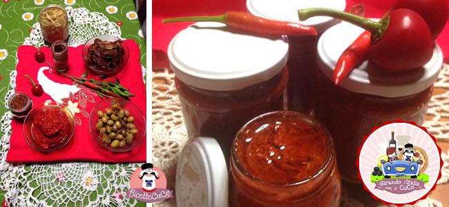 bomba calabrese piccantino assunta moulinex cuisine companion ricette cuco