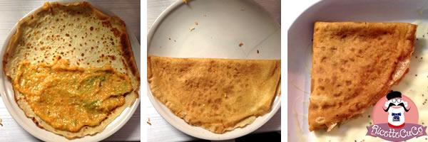 crepes ripiene come chiuderle moulinex cuisine companion ricette cuco
