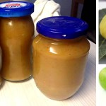 Marmellata di fichi senza zucchero con mele con il Cuisine Companion