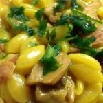 Gnocchetti travestiti da Paella con il Cuisine Companion