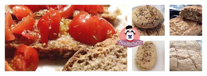 Pane fatto in casa: ecco le mie varianti con il Cuisine Companion ricettecuco bimby