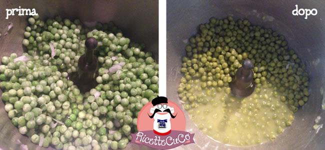 piselli surgelati cuocerli al cuisine companion ricette cuco