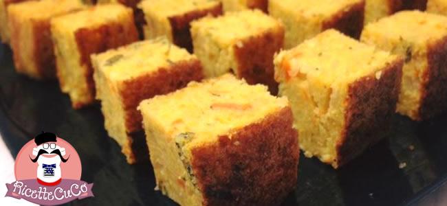 Quadrotti di Verdure: antipasto veloce con il Cuisine Companion quadrotti di verdure mais moulinex cuisine companion ricette cuco