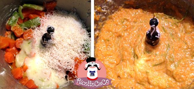 ripieno crepes moulinex cuisine companion ricette cuco