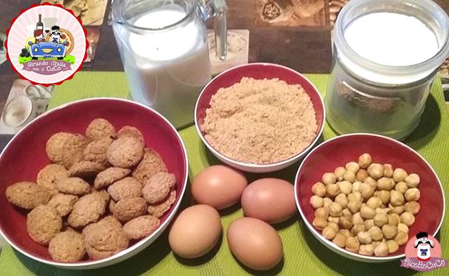 bunet nocciole luisa langhe castagnole lanze cucina moulinex cuisine companion ricette cuco 3