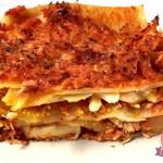 Lasagna veloce con Ragù di Tacchino: cotta in 10 minuti al microonde