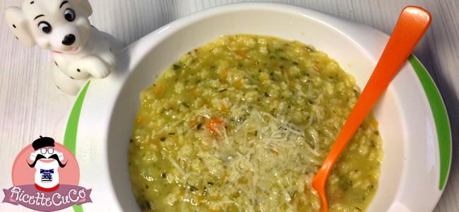 pastina con le verdure Stelline risottate alle Verdure con il Cuisine Companion