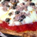 Pizza light di Cinzia ai Fornelli fatta con il Cuisine Companion
