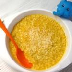 Pastina con Vellutata di Finocchi e Carote: piatto gustoso e caldo per i piccoli bimbi raffreddati, con il Cuisine Companion