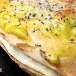 Crepes salate Millefoglie con Zucca, Asparagi e Semi di Chia con il Cuisine Companion
