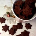Biscotti al Cacao: ricetta pasta frolla senza burro con il Cuisine Companion