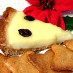 Crostata con Crema alla Cannella e Zenzero e Biscotti con il Cuisine Companion
