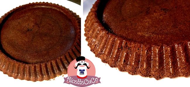 crostata morbida cioccolato fondente plastico cocco natale microonde monsier cuisine moncu moulinex cuisine companion ricette cuco bimby 6
