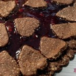 Crostata Cacao e Fragole con il Cuisine Companion