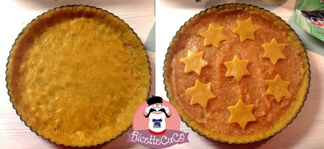 crostata classica marmellata senza burro olio light microonde monsier cuisine moncu moulinex cuisine companion ricette cuco bimby
