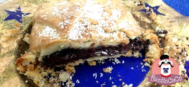 strudel treccia stecca cioccolata cocco natale microonde monsier cuisine moncu moulinex cuisine companion ricette cuco bimby