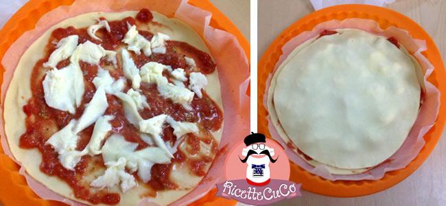 fior pizza pasta fillo filo sfoglia microonde monsier cuisine moncu moulinex cuisine companion ricette cuco bimby