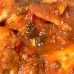 Pollo ruspante alla pizzaiola con il CuCo