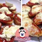 Pane Pizza: quando la semplicità della bruschetta conquista tutti!