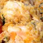 Salmone fresco e Carote con il Cuisine Companion
