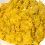 Carbonara di Zucca Gialla con il Cuisine Companion