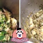 Carciofi trifolati cotti al Cuisine Companion