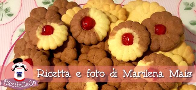 frolla montata sparabiscotti sac a poche biscottini da the frollini marilena mais microonde monsier cuisine moncu moulinex cuisine companion ricette cuco bimby