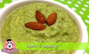 Pesto di asparagi un condimento per i bimbi che piace - Ricette che possono cucinare i bambini ...