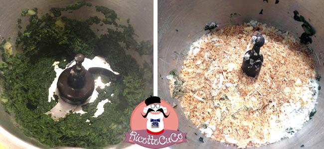 spinacine senza pollo con patate pure carote bambini bimbi svezzamento alimentazione piccoli monsieur cuisine moncu moulinex cuisine companion ricette cuco bimby
