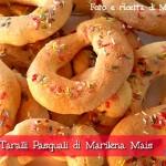 Taralli Pasquali di Marilena Mais con il Cuisine Companion
