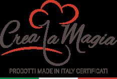 logo crea la magia stampi in silicone ricettecuco.it