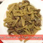 Pasta risottata con funghi champignon con il Cuisine Companion