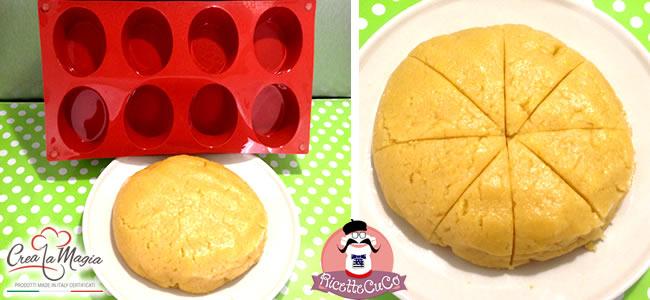 pasticciotti leccesi crema limone vaniglia monsieur cuisine moulinex cuisine companion ricette cuco bimby ricettecuco crea la magia stampi in silicone