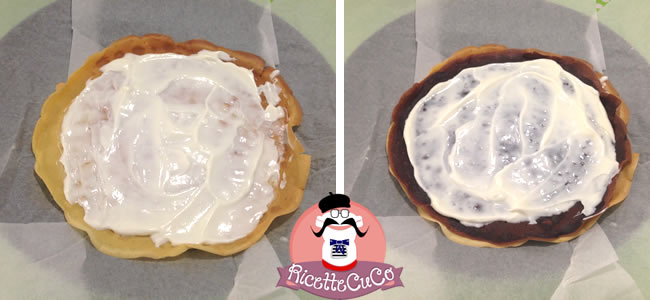 torta millefoglie crepes vaniglia cacao frosting yogurt philadelfia frullatore minipimer monsieur cuisine moulinex cuisine companion ricette cuco bimby