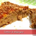 Tortino di melanzane: ovvero la rivisitazione moderna delle melanzane ripiene che faceva mia nonna. Tutto con il Cuisine Companion