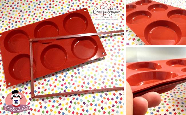 stampo tortina 047 crea la magia monsieur cuisine moulinex cuisine companion ricette cuco bimby ricettecuco