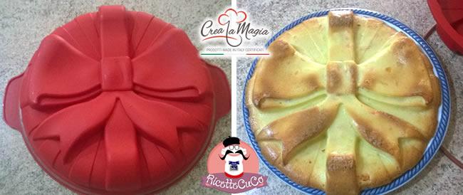 torta salata carote patate maura pili stampo ribbon crea la magia monsieur cuisine moulinex cuisine companion ricette cuco bimby ricettecuco