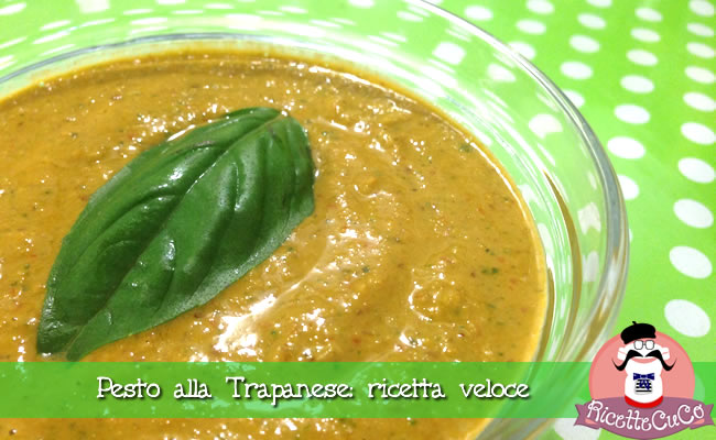 pesto trapanese pomodori monsieur cuisine moncu moulinex cuisine companion ricette cuco bimby