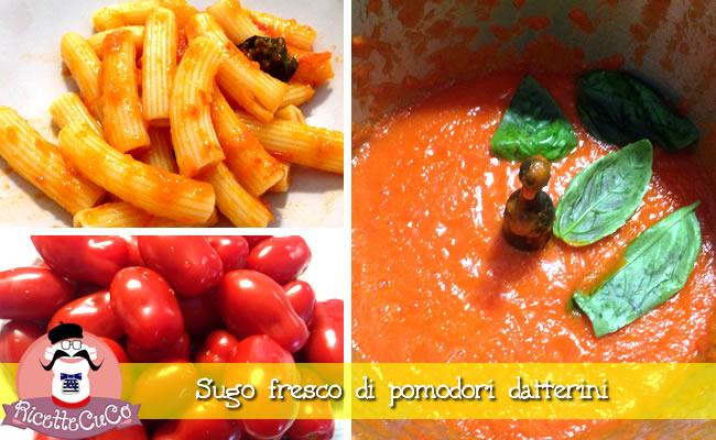 sugo fresco pomodori datterini buccia monsieur cuisine moncu moulinex cuisine companion ricette cuco bimby