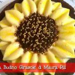 Torta budino Girasole di Maura Pili