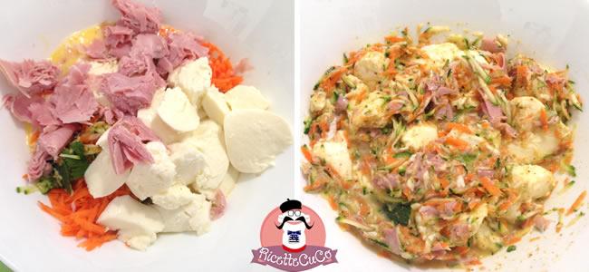 torta salata ripiena primavera pasta brisè light senza burro stampo crostata crea la magia monsieur cuisine moulinex cuisine companion ricette cuco bimby ricettecuco