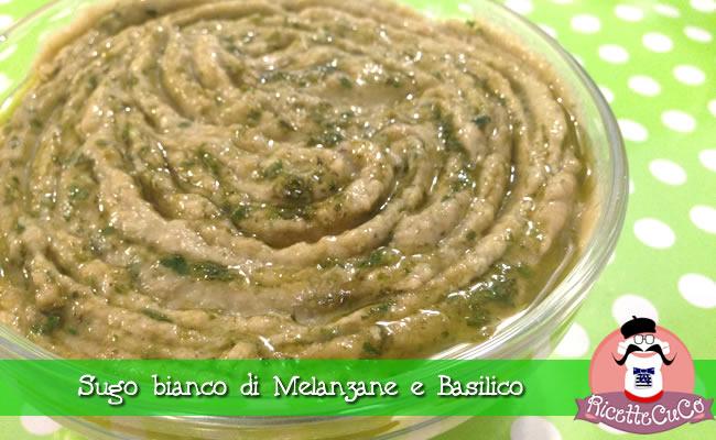 sugo bianco melanzane basilico primo pate monsieur cuisine moncu moulinex cuisine companion ricette cuco bimby