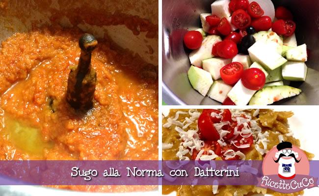 sugo norma datterini monsieur cuisine moncu moulinex cuisine companion ricette cuco bimby