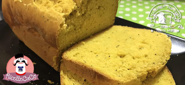 pane farro curcuma semi papavero macchina del pane ricetta mdp monsieur cuisine moncu moulinex cuisine companion ricette cuco bimby