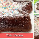Torta Nutellosa facilissima con soli 2 ingredienti