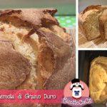Pane di semola di grano duro con la Macchina del Pane Lidl Silvercrest